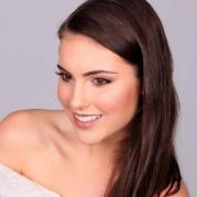 Miss Universe Australia 2013, Olivia Wells.