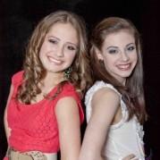 Teenage Girls Glam Photo Shoots